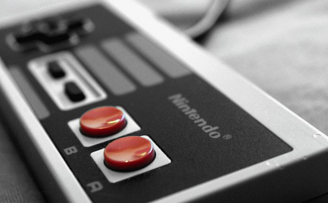 GC 2013 : Photographies de Invizimals : The Alliance . 1305911944-nintendo-video-games-nes-game-console-controller-wallpaper_37